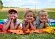Piknik integracyjny na zakończenie wakacji