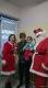 Wizyta św. Mikołaja na Oddziale Chorób Dzieci i Młodzieży