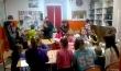 Zajęcia mikołajkowe w Centrum Wolontariatu w Kraśniku