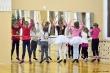 Zajęcia starszej grupy baletowej